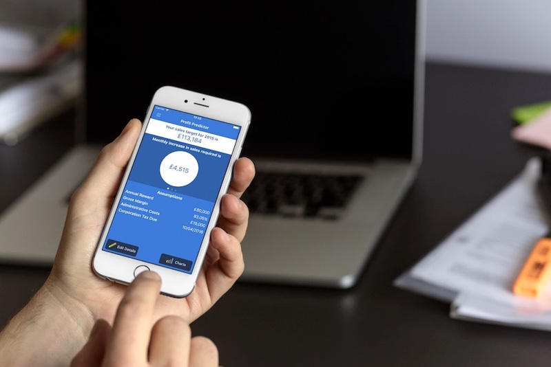 Profit Predictor Mobile App